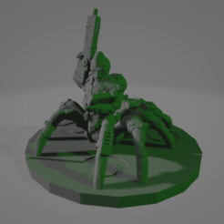 Cyber_Drider_Tech.png Download free STL file Cyber Drider Technician • 3D printer model, Ellie_Valkyrie