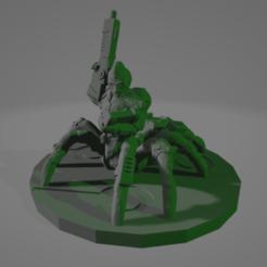 Cyber_Drider_Tech.png Télécharger fichier STL gratuit Technicien Cyber Drider • Plan pour imprimante 3D, Ellie_Valkyrie
