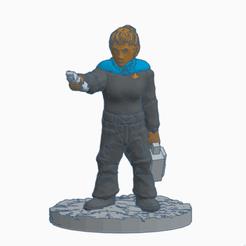 Star_Trek_Field_Medic.png Download free STL file Star Trek Field Medic • 3D printable object, Ellie_Valkyrie