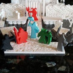 Fane_of_Bones4.jpg Télécharger fichier STL gratuit Le Volet des os • Plan pour imprimante 3D, Ellie_Valkyrie