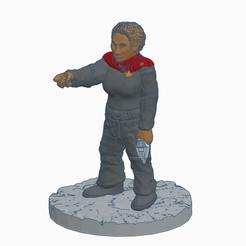 Starship_Bridge_Officer.png Télécharger fichier STL gratuit Officier à la passerelle des navires • Plan à imprimer en 3D, Ellie_Valkyrie