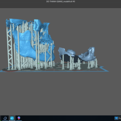 Imprimir en 3D gratis alto, new3d4tech
