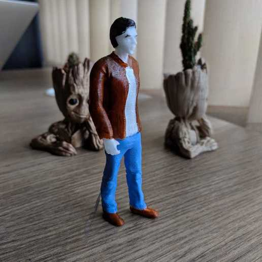 Download 3D printing templates Sharukh Khan, printbotservice