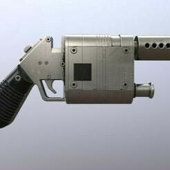 4.jpg Download STL file NN-14 blaster pistol - file F3D • 3D printable design, Gabbi_Card