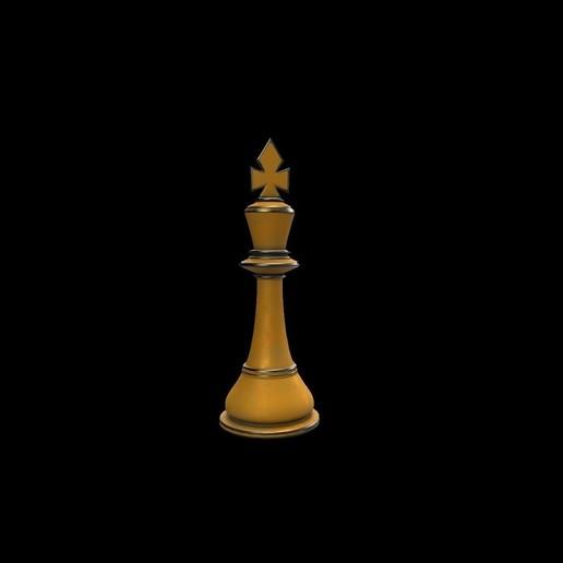 King 2.jpg Télécharger fichier OBJ gratuit King • Plan pour imprimante 3D, g4bbigo