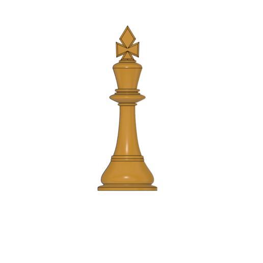 King 1.png Télécharger fichier OBJ gratuit King • Plan pour imprimante 3D, g4bbigo