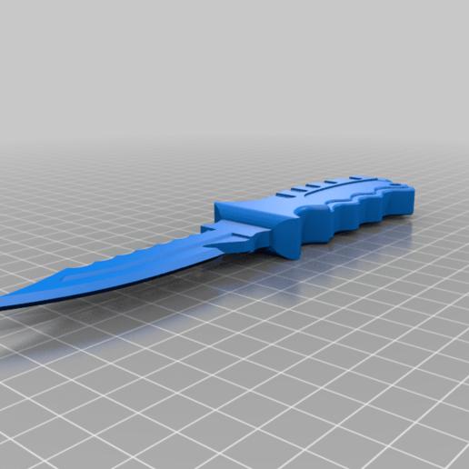 Knife.png Télécharger fichier STL gratuit Couteau • Design imprimable en 3D, g4bbigo