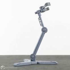 _DSC6011.jpg Download free STL file Adjustable 3D Printed Toy Stand • 3D printable object, Designincase