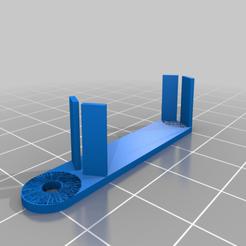 festoon.png Télécharger fichier STL gratuit Porte-feston • Design imprimable en 3D, TheAussieGonz