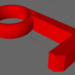 Télécharger fichier STL COVID Ring • Design pour imprimante 3D, TheAussieGonz