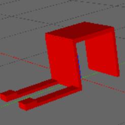 Télécharger fichier imprimante 3D gratuit Crochet de rasoir, TheAussieGonz