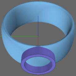 rfidring.png Download STL file RFID / Signet Ring • Template to 3D print, TheAussieGonz