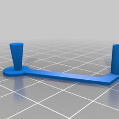 v17reset.png Télécharger fichier STL Bouton de réinitialisation de l'Anet A8 V1.7 • Plan pour impression 3D, TheAussieGonz