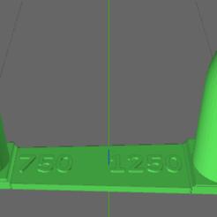 measure.png Télécharger fichier STL Mesure du sucre d'amorçage de la bière artisanale • Design pour impression 3D, TheAussieGonz