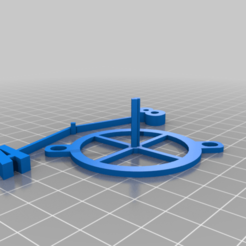 fan-cover-balance-a8.png Download free STL file Anet A8 Filament Cooling Fan Cover - Balancer • 3D printable template, TheAussieGonz
