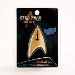 Download 3D printer model Star Trek Display Stand, TheAussieGonz