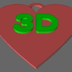 Download free 3D printer files I Love 3D, TheAussieGonz