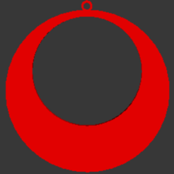 earring.png Télécharger fichier STL gratuit Boucle d'oreille flamenco • Design imprimable en 3D, TheAussieGonz