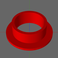 608roller1.png Download STL file 608 Bearing Roller • 3D printing model, TheAussieGonz