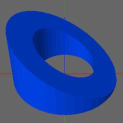 Download free 3D printer designs 30 Degree Filament Feeder Bolt Spacer, TheAussieGonz