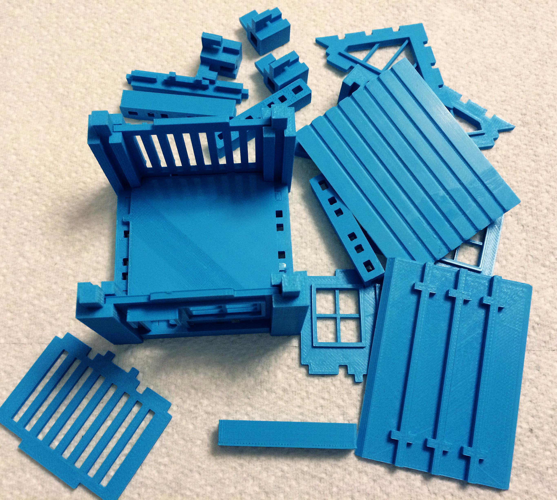 photo_6.jpg Download STL file Printable Architectural Kit 1 • 3D print design, ArchitectureKIT