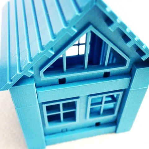 photo_2.jpg Download STL file Printable Architectural Kit 1 • 3D print design, ArchitectureKIT