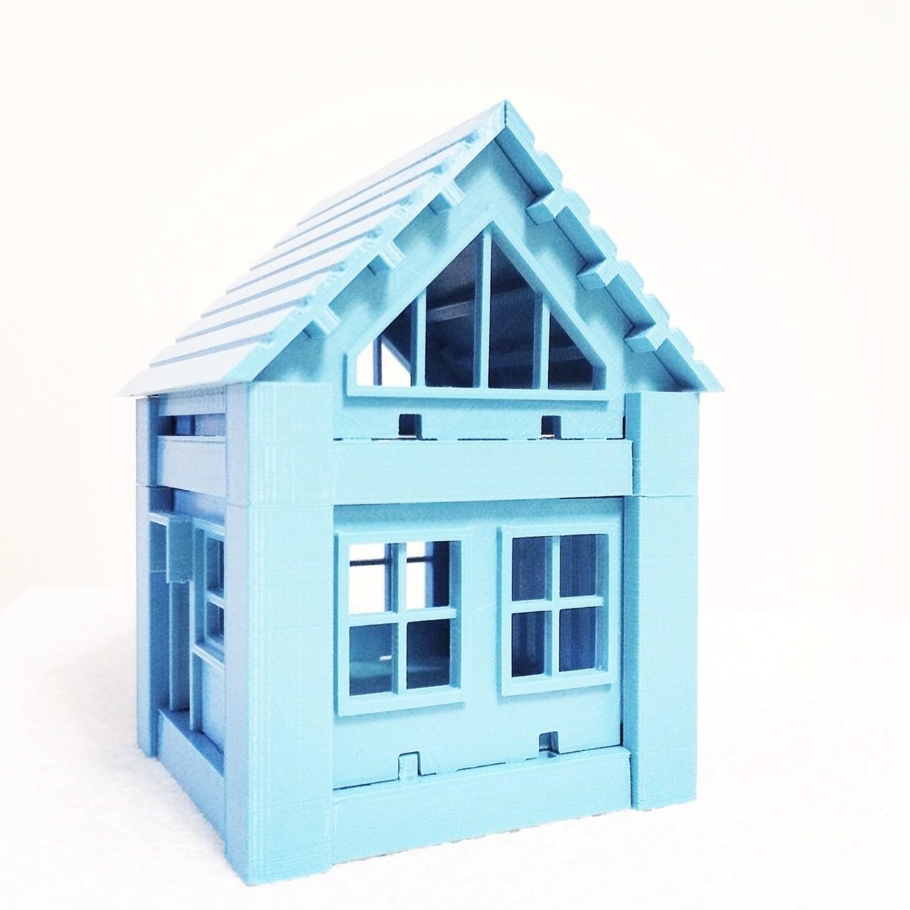 photo_3.jpg Download STL file Printable Architectural Kit 1 • 3D print design, ArchitectureKIT