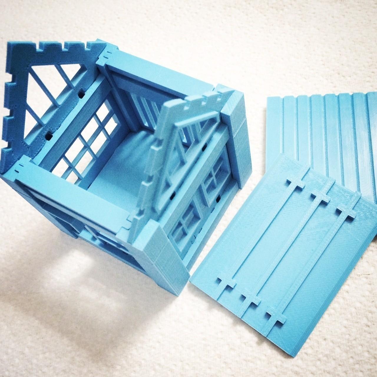 photo_1.jpg Download STL file Printable Architectural Kit 1 • 3D print design, ArchitectureKIT