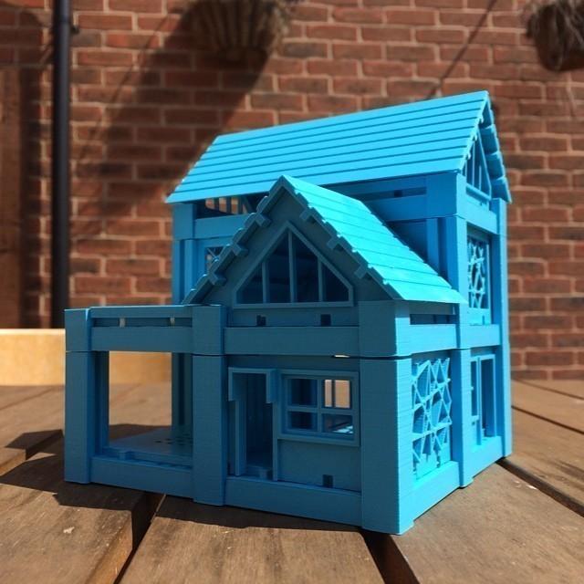 10530677_10204202121153735_5560771891448951081_n.jpg Download STL file Printable Architectural Kit 1 • 3D print design, ArchitectureKIT