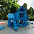 3D printer file Printable Architectural Kit  2, ArchitectureKIT