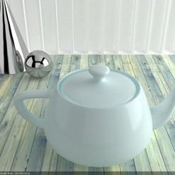 01.jpg Download STL file TEAPOT [TALL] • 3D printable object, UrbanOctopus