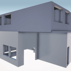Download 3D printing files Round-Corner Building, UrbanOctopus