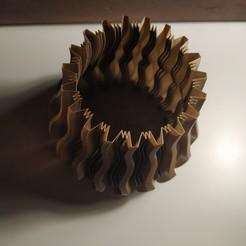 Descargar archivos 3D Abstract Vase , MNDLK