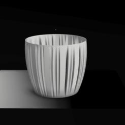 Descargar modelos 3D para imprimir Maceta Cool, MNDLK