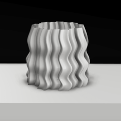 Descargar archivos STL Melted Vase, MNDLK
