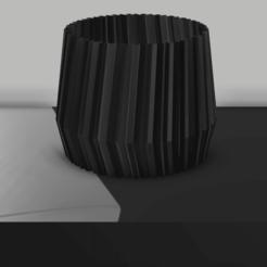 Descargar modelo 3D Geometric Vase, MNDLK