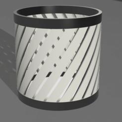 Descargar modelo 3D Macetero/Lapicero, MNDLK