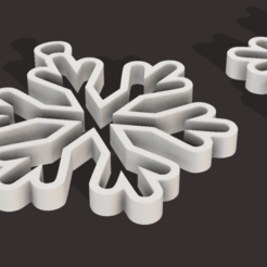 Descargar modelos 3D Adorno Navideño multiusos, MNDLK
