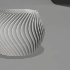 Descargar STL Modern 3D Vase, MNDLK