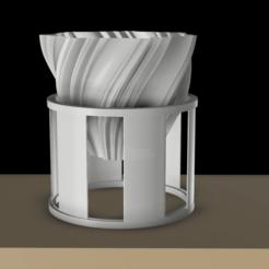 Imprimir en 3D Air Planter, MNDLK