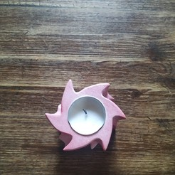 Download 3D model Tealight Holder, MNDLK