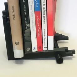 Download STL files book stand, QBKO