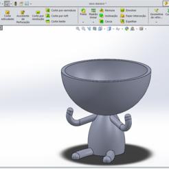 Download 3D printing files regular vase for plants, alanfsreis