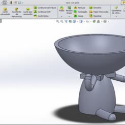 Download 3D printing templates vase for plants model 3, alanfsreis