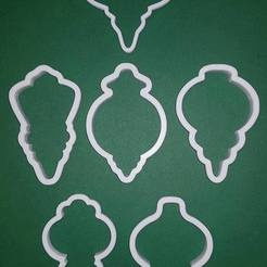 Download 3D printer templates Pastry Cutters , 3dprintpv