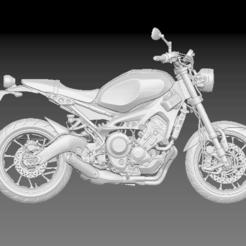 Download free 3D printing designs Yamaha XSR 900, BisneExpress