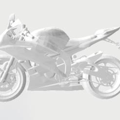 Descargar STL gratis Yamaha YSF R6, BisneExpress