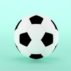 Descargar archivos STL Fútbol, unmeshmk82