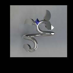 Download free 3D printing models Ring, alealcaidevera