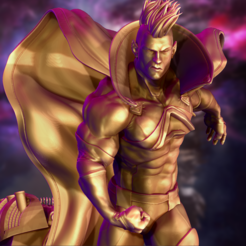 Imprimir en 3D gratis Gladiador (Kallark), Blascool